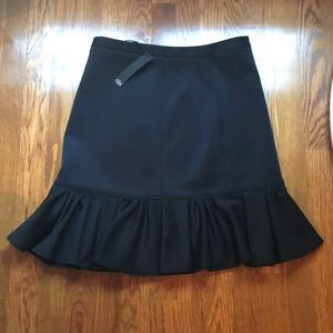Tibi Black Skirt!